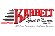 Karbelt Speed & Custom logo