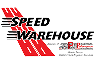 Speed Warehouse logo